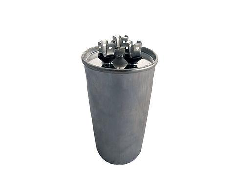 Round Dual Run Capacitor 40°F + 10 MFD x 440V