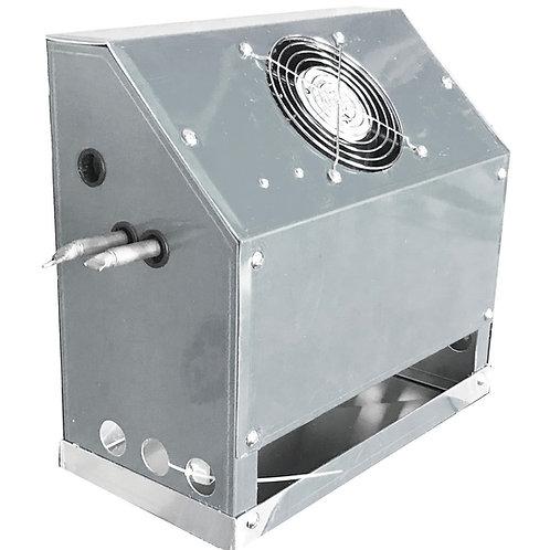Back Bar Cooler Evap Single Fan, 900 BTU, 120 CFM