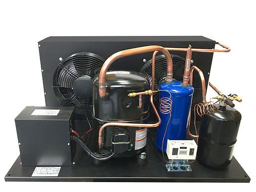 Outdoor QT AVA2515ZXT Unit 3-1/4HP, R404A, 220V/3PH