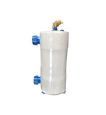 5 HP Pure Titanium Evaporators for Saltwater Aqua