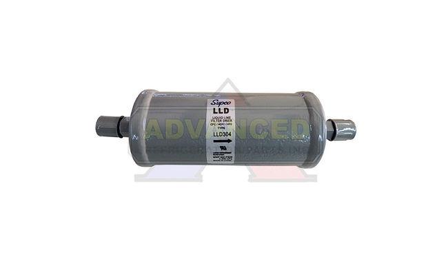 """Liquid Line Drier 1/2"""" SAE 40 Microns Sizes 03-16"""