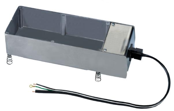 30-OS Cast Aluminum Condensate Drain Pan
