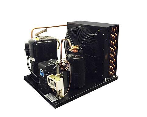 Indoor KM2510Z-2 Unit 2-1/2 HP Low Temp R404a 220V
