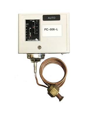 PC-006-L Adjustable Control for Low pressure