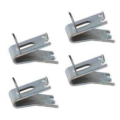 Set of 4 Wire Shelf Clips