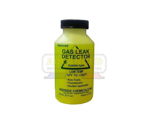 GAS LEAK DETECTOR (LOW TEMP) 8 OZ.