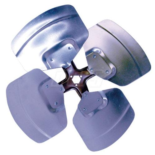 "Condenser Aluminum Fan Blade 22"", CW, Pitch 27°"