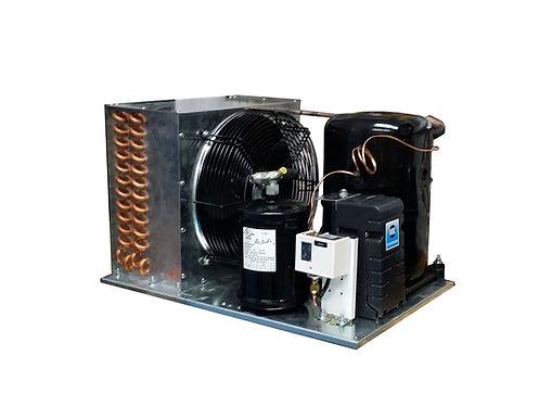 Indoor KM7514Z-2 Unit Med Temp 1-1/2HP R404A, 220V