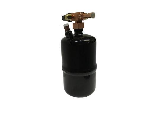 Refrigerant Liquid Receiver For 1/4 - 1/2HP