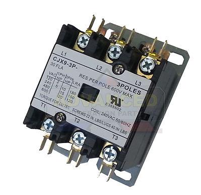 General Purpose Contactor 3 Pole 90A (Various Voltage)