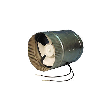 """Duct Booster 6"""" Energy Saving 115V"""