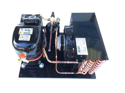 Outdoor QT AJA2419ZXA, 1/2 HP Low Temp  R404A 115V