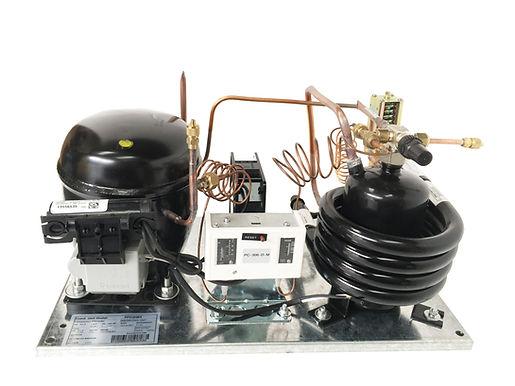 Water-Cooled FFI12HBX Unit 1/3+ HP, High Temp R134a 115V