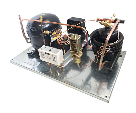 Water-Cooled NT6222GKV2 Unit 7/8HP HBP  R404a 220V
