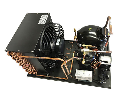 Outdoor  NJ9226GK Unit 1+ HP, High Temp R404A 220V