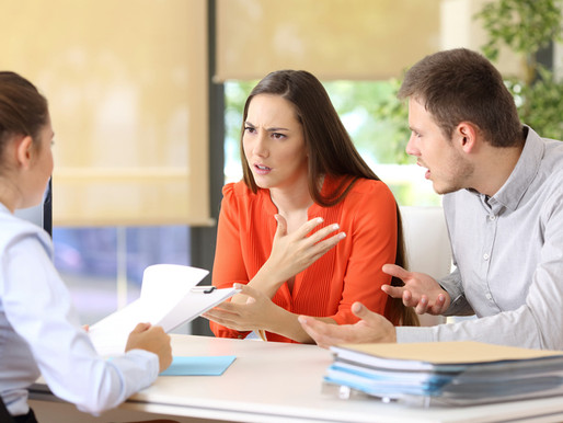 Cuatro técnicas para el manejo de conflictos laborales.