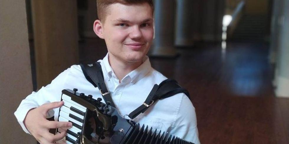 Концерт акордеоніста Тимофія Ілюхіна