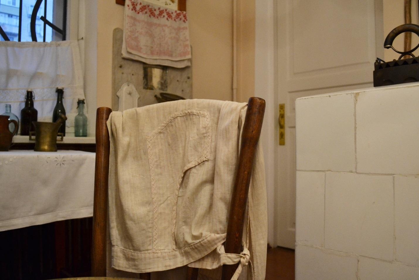 Фартух, який носила Марія Костянтинівна.