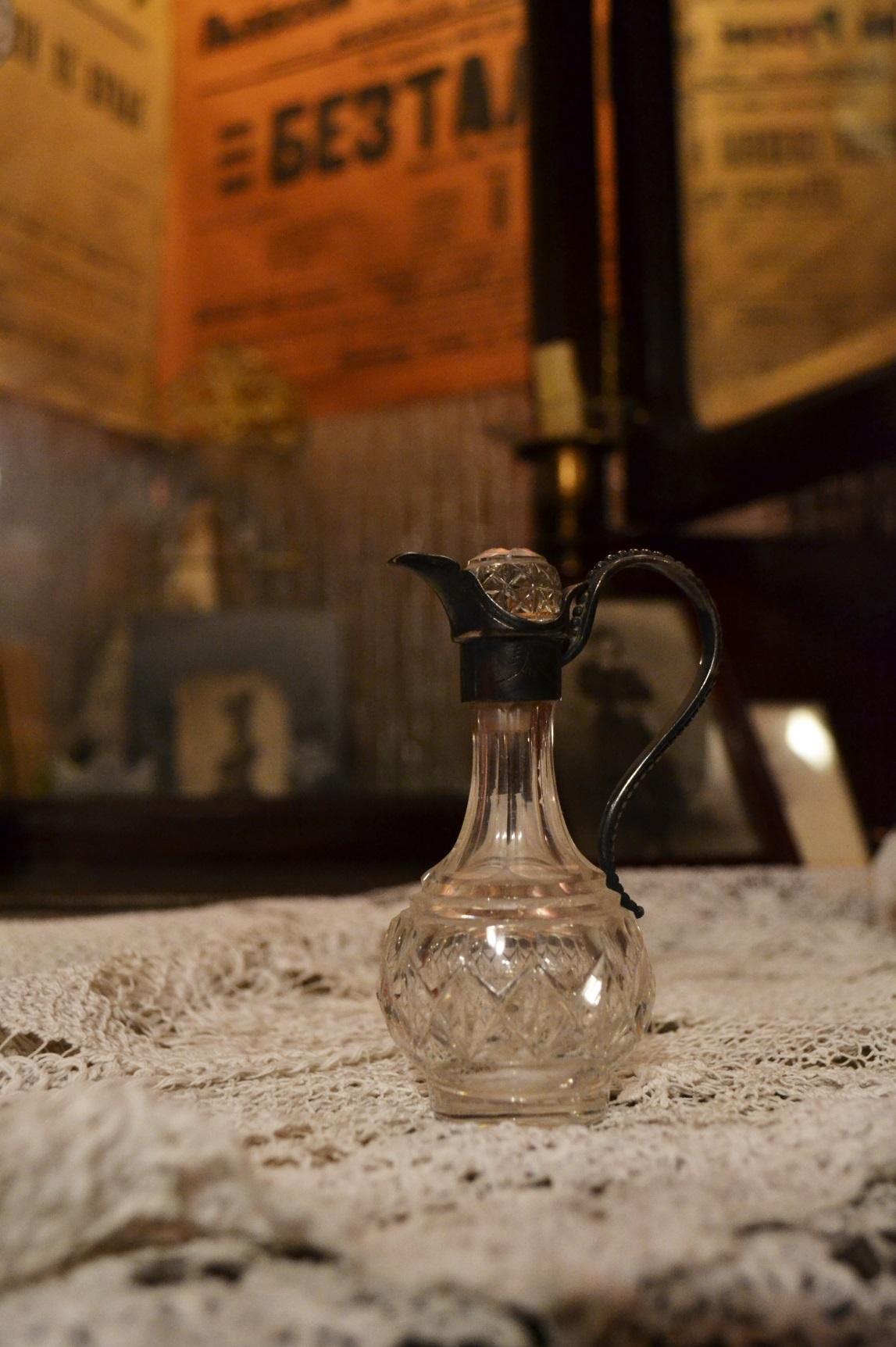 Флакон для парфумів «графінчик»