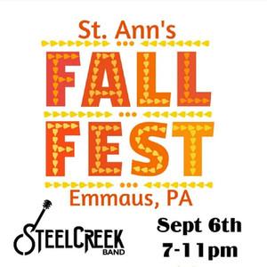St Ann's Fall Fest