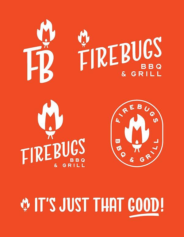 Firebugs Barbecue Alternate Logos