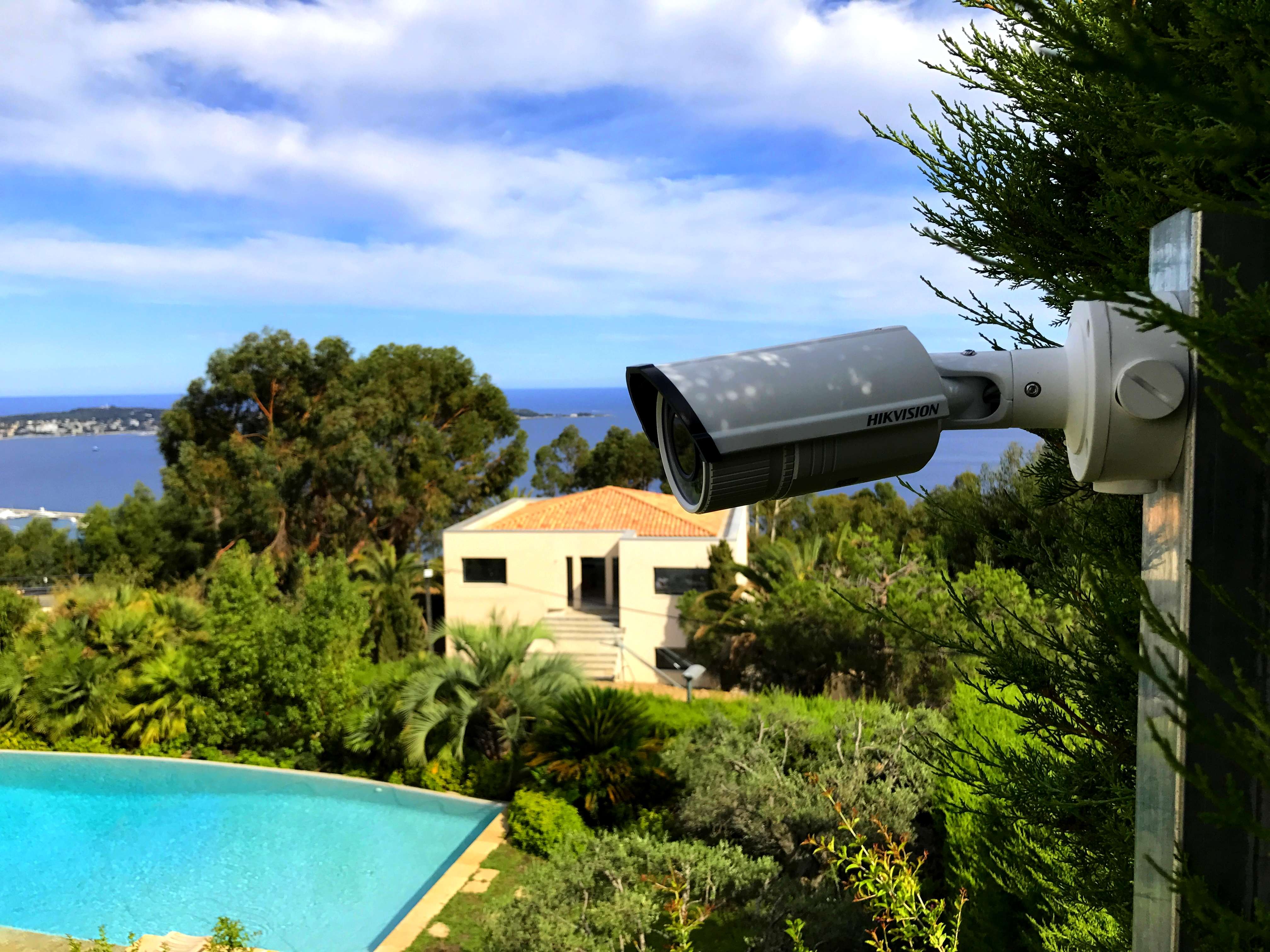 caméra de vidéosurveillance cannes