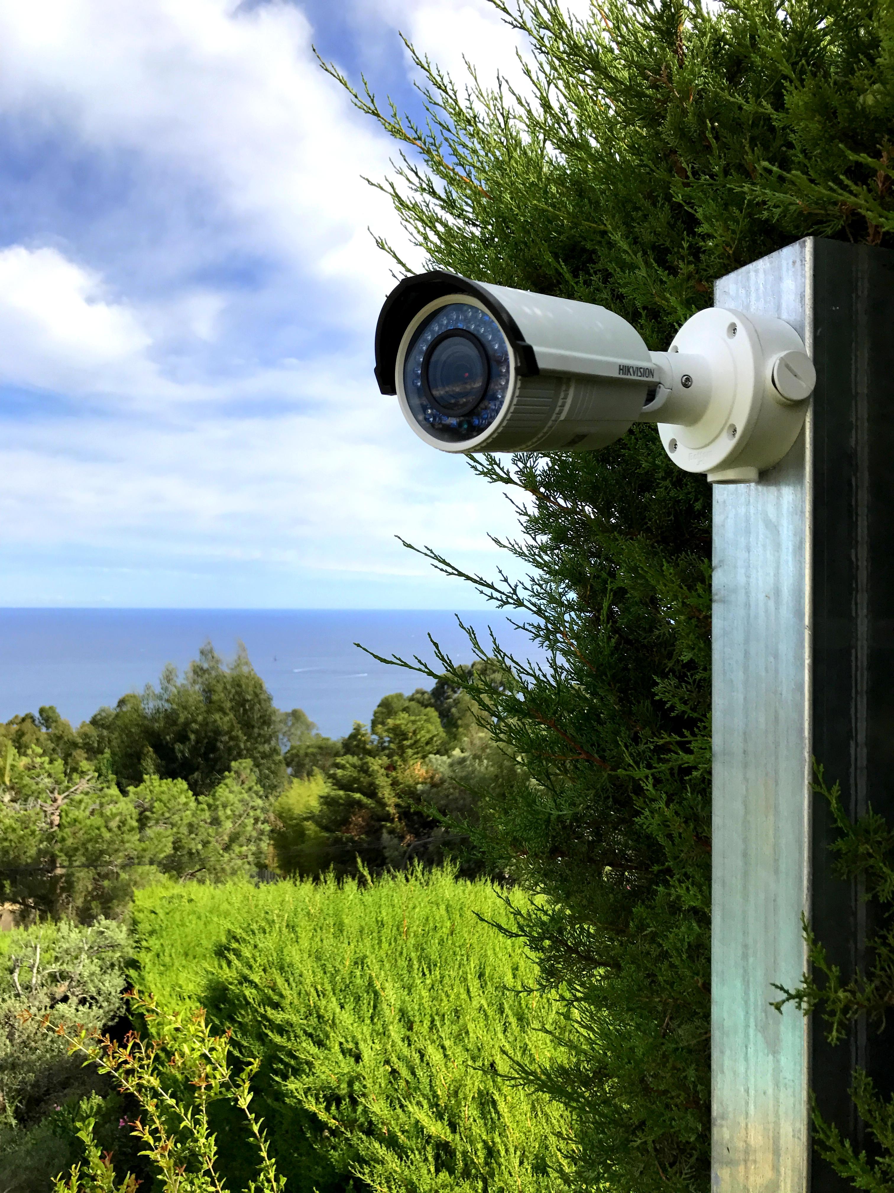 caméra de vidéosurveillance nice