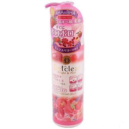 Очищающий пилинг-гель с для лица (сильноескатывание)- MEISHOKU AHA/BHA Berries