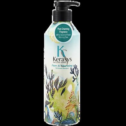 Шампунь для сухих и ломких волос - KERASYS Pure & Charming Shampoo