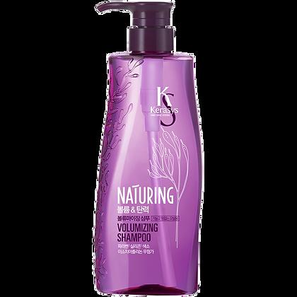Шампунь объем и эластичность- KERASYS Naturing Volumizing Shampoo