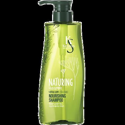 Шампунь питательный- KERASYS Naturing Nourishing Shampoo