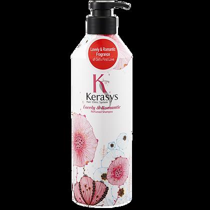 Шампунь для поврежденных волос - KERASYS Lovely & Romantic Shampoo
