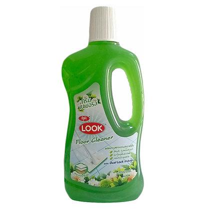 Средство для мытья пола Пыль на замок Луговые цветы LION LOOK, 1л