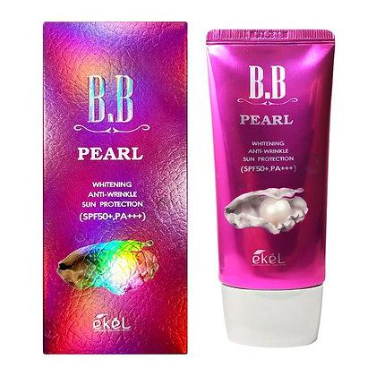 BB крем с жемчужным экстрактом - Ekel BB Pearl SPF 50+ PA+++