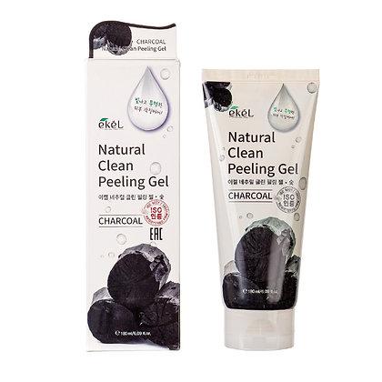 Пилинг-скатка с древесным углем - EKEL Charcoal Peeling Ge