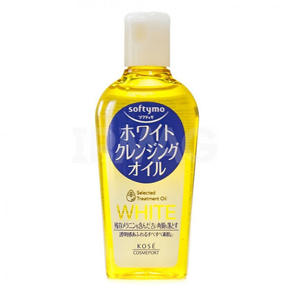 Очищающее гидрофильное масло - KOSE Softymo White Cleansing Oil