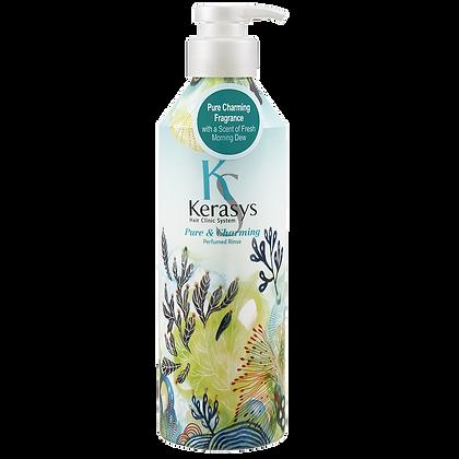 Кондиционер для сухих и ломких волос - KERASYSPure & Charming Conditioner