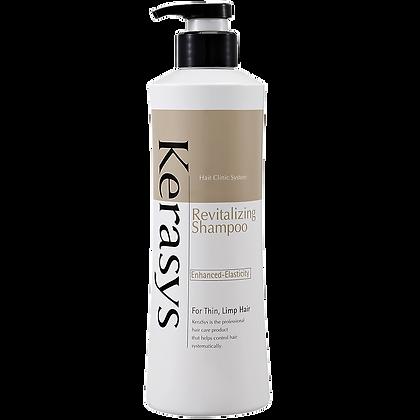Шампунь оздоравливающий - KERASYS Revitalizing Hair Clinic Shampoo