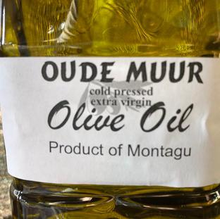 Oude Muur Olive Oil 1L