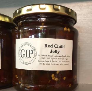 Red Chili Jelly 291ml