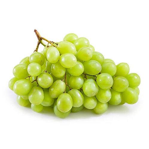 Grapes White seedless punnet