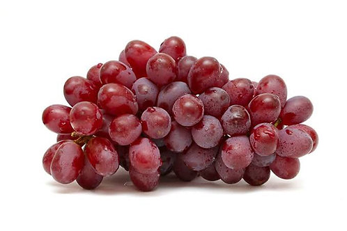 Grapes Red seedless punnet
