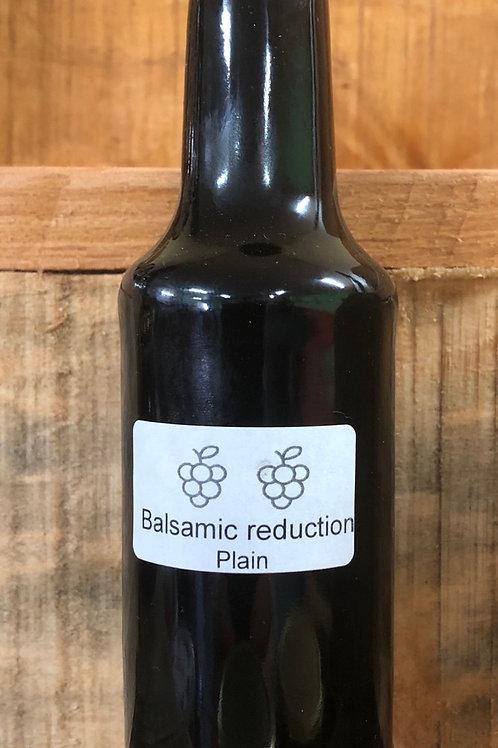 Balsalmic reduction plain