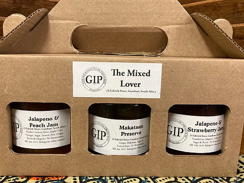 GIP The Mixes Lover gift box