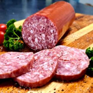 Bierwurst Sliced 125g