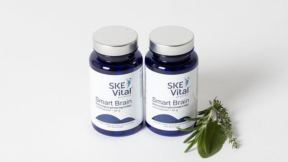 Smart Brain 120 Kapseln, premium Produkt