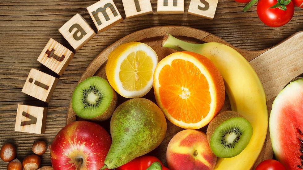 Vitaminprofil
