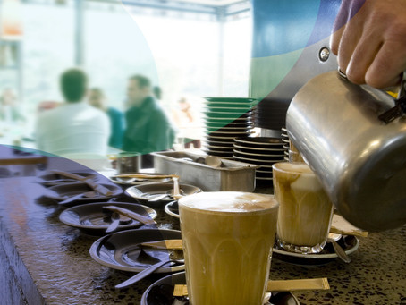 Lead Management: As with coffee its preferred blended