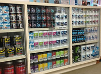 Protein Powders, Preworkouts, Sports Drinks
