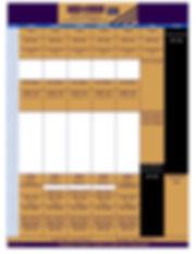 KDNRadio Printable Schedule - January 20